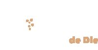 Logo clairette de die